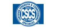 CSCS Logo | Burnaby, New Westminster | Sports Therapy & Chiropractic Clinic