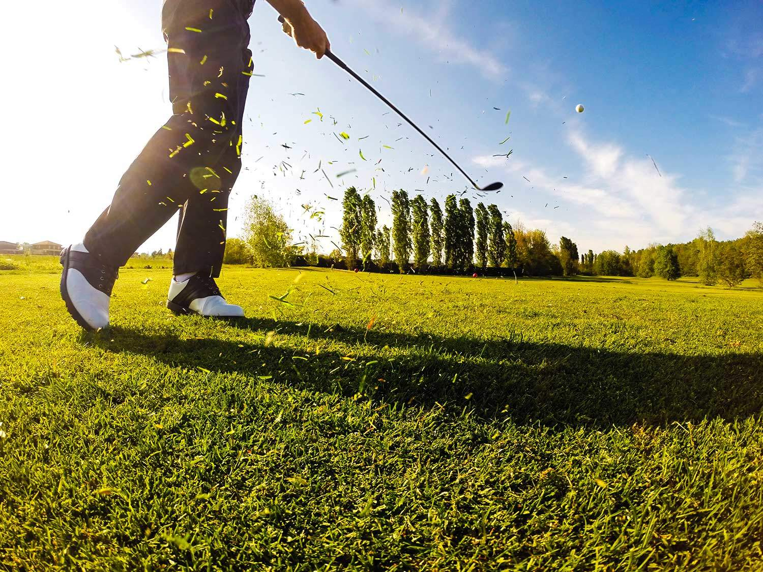 Better golf starts with a better swing, talk to your Burnaby chiropractor about how you can improve your game!