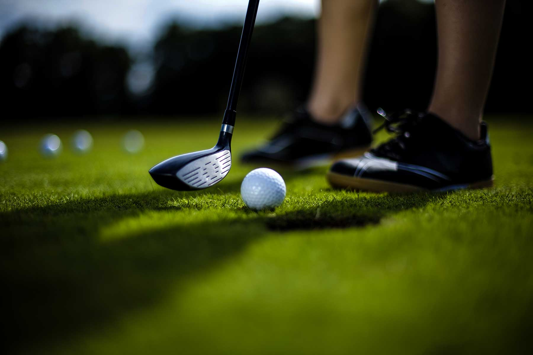 Golfer | Burnaby, New Westminster | Sports Therapy & Chiropractic Clinic