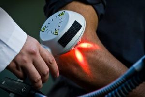 Cold Laser Therapy Speeds Recovery