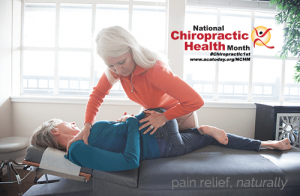 chiropractic health month in Burnaby, BC