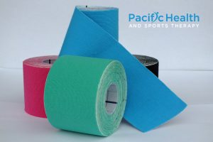 kinesiology tape services in Burnaby & New Westminster | Pacific Health & Sports Therapy